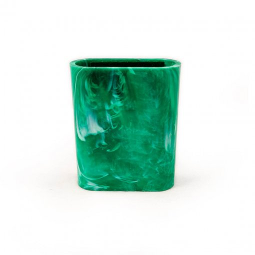 Green Marble plastic