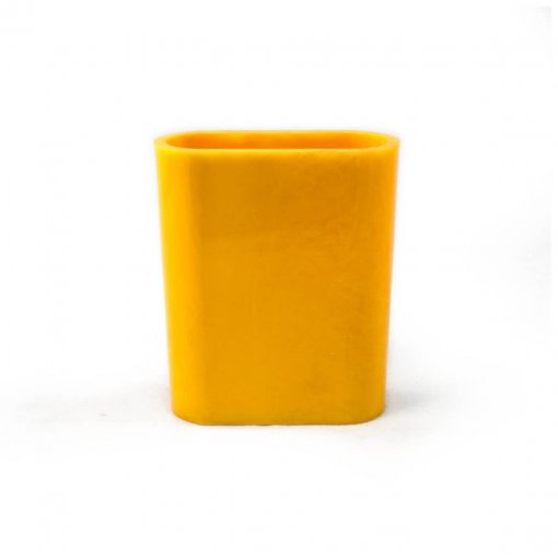 Yellow Plastic marble dice cup