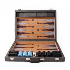 Attache Crisloid backgammon
